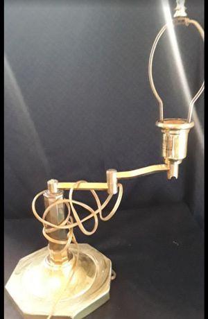 antique desk lamp adjustable for Sale in Slidell, LA