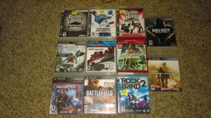 PS3 games for Sale in Medina, OH