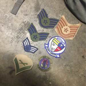 Army Patches for Sale in Bloomington, CA