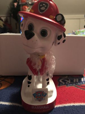 Paw Patrol- Marshall Bobblehead for Sale in Cuyahoga Falls, OH