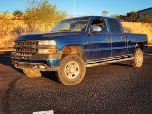2002 Chevy Silverado 2500HD for Sale in Tempe, AZ