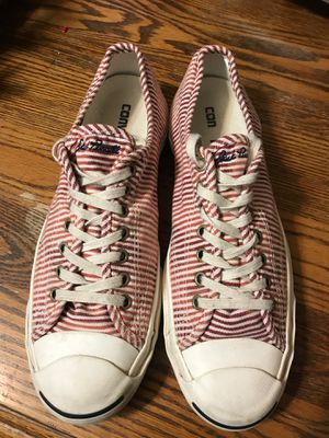 Jack Purcell Converse low top sneaker for Sale in Cary, IL