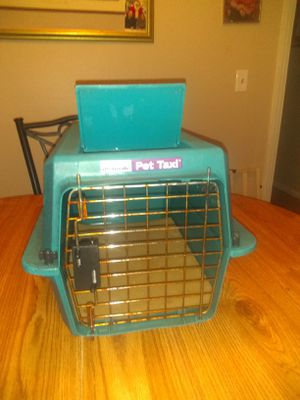 Dog kennel 4 poodle or cat for Sale in Duncan, OK