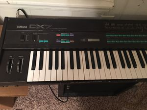 Keyboard Yamaha DX7 & Rogue GS-50R for Sale for sale  Frost, TX