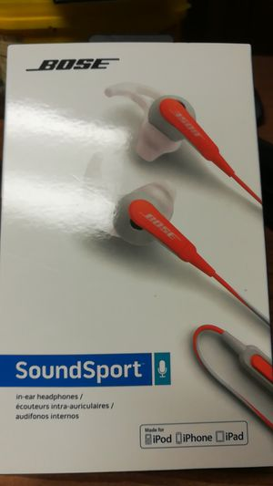 Bose sport headphones for Sale in College Park, MD