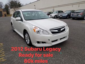 2012 Subaru Legacy stick shift for Sale in Riverdale Park, MD