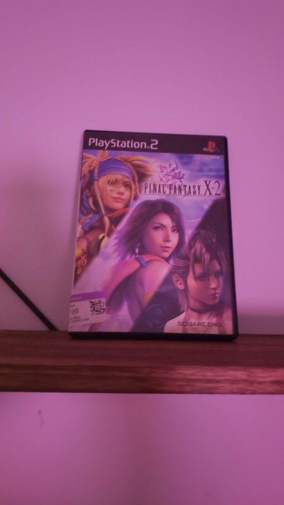 Final Fantasy X-2 [PS2]