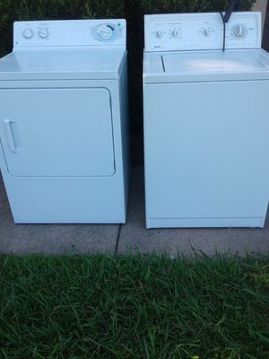 Washer and dryer for Sale in Garland, TX
