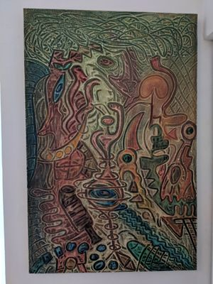 """$6K Edwardo Setien 31"""" x 48"""" oil painting on canvas for Sale in Miami, FL"""