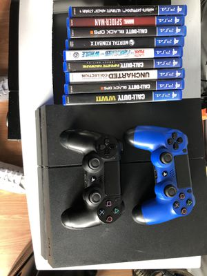 Ps4 bundle for Sale in Countryside, IL