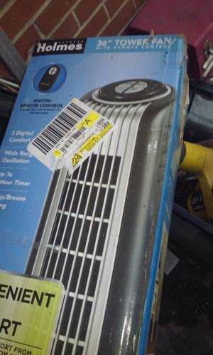 "36"" Holmes Tower fan for Sale in Lawrenceville, GA"