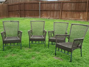 Outdoor chairs for Sale in Heath, TX
