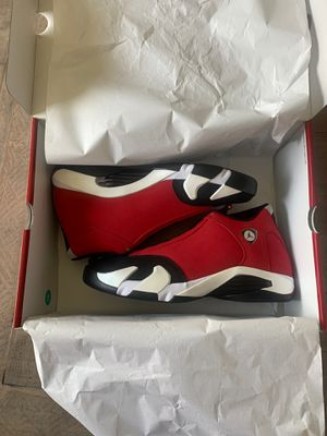 Jordan Gym red 14s size 12 for Sale in Round Rock, TX