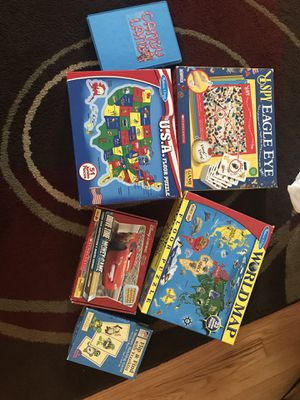 Puzzles and games for Sale in Park Ridge, IL