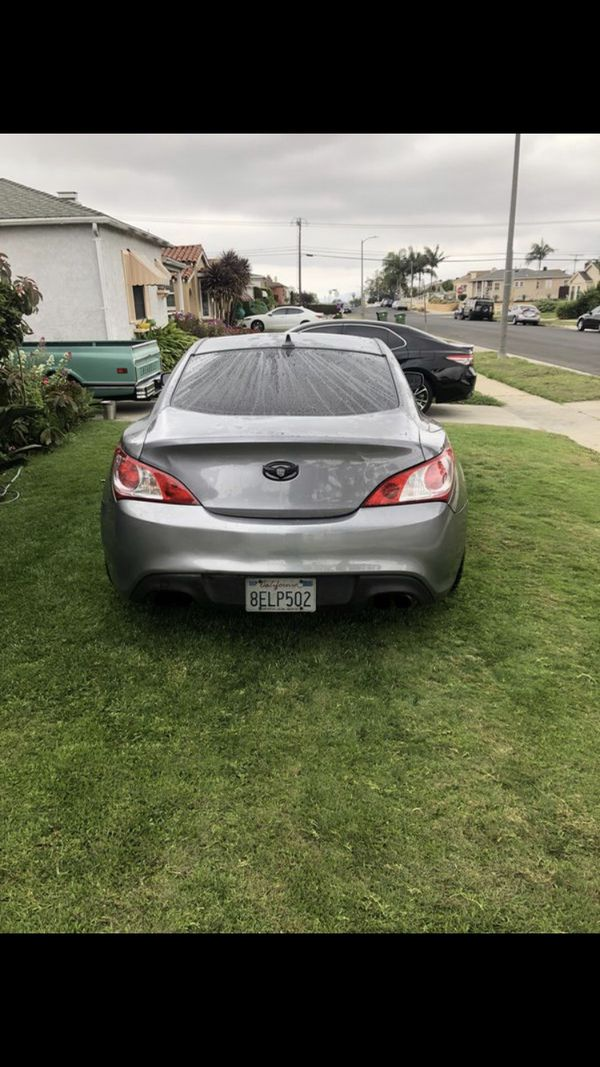 Genesis Coupe 2012 2.0t Manual 6spd