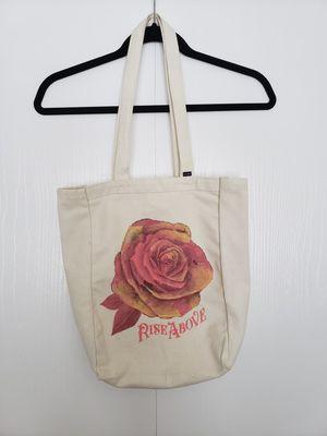 Rose tote bag for Sale in Batavia, IL