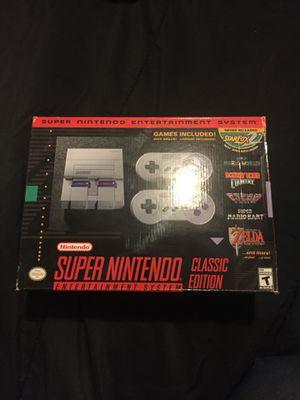 Mini Super Nintendo for Sale in Santa Ana, CA