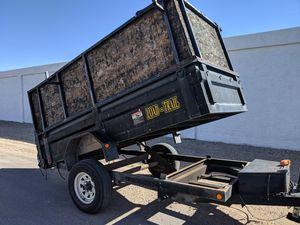 5 x 10 dump trailer for Sale in Mesa, AZ
