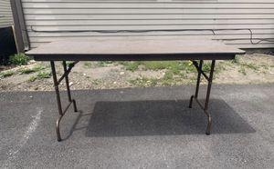 Foldable table for Sale in Naperville, IL