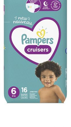 Pampers Size 6 for Sale in Portland,  OR