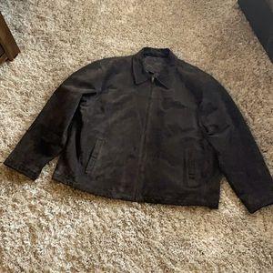 Men's XL Brown Leather Jacket for Sale in Clovis, CA