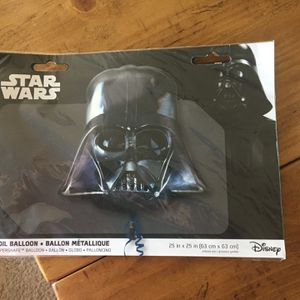 """Star Wars Foil Balloon 25""""x 25"""" Brand New for Sale in Henderson, NV"""
