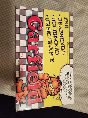 The Unabridged, Uncensored, Unbelievable Garfield for Sale in Bellaire, TX