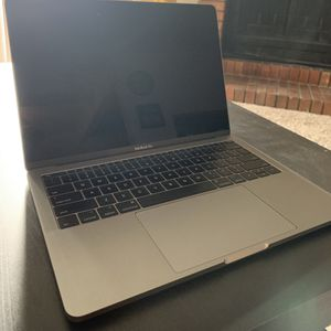"""2017 MacBook Pro (Space Gray) 13"""" for Sale in Littleton, CO"""