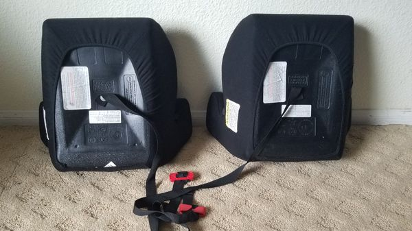 Two Harmony Booster Seats for Toddlers