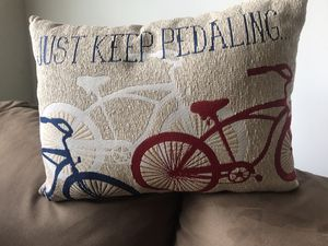Bicycle pillow for Sale in Bainbridge, PA
