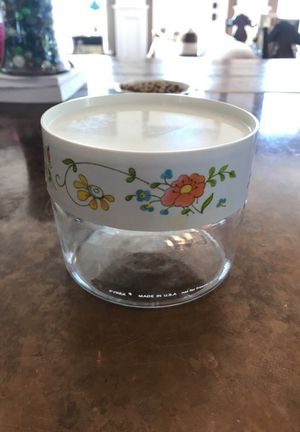 Pyrex small canister for Sale in Raleigh, NC
