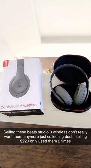 Beats studio 3 wireless for Sale in Imperial Beach, CA