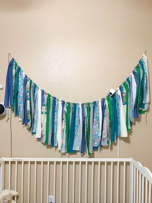 Kid's Cloth Banner/Wall Tapestry for Sale in Phoenix, AZ