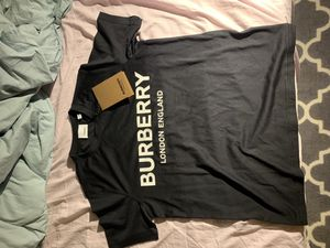 Burberry logo tee size S brand new with tags for Sale in Alexandria, VA