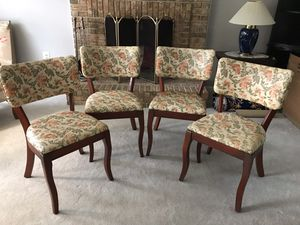 Table and four chairs for Sale in Centreville, VA