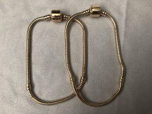 Gold Plated Bracelet for Sale in Bellevue, WA
