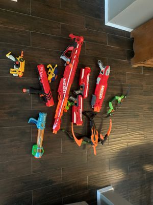 Nerf guns for Sale in Frisco, TX