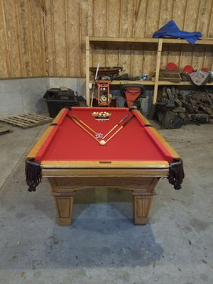 8ft AMF Playmaster Pool Table (set up available) for Sale in Cottage Grove, WI