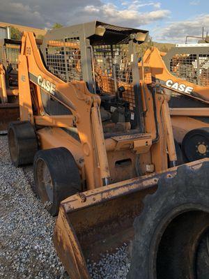 Case 465 & 95XT for Sale in Riverside, CA