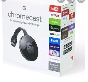 Google chromecast for Sale in Spring, TX