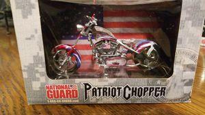 Die Cast Rare Patriot Chopper for Sale in Chantilly, VA