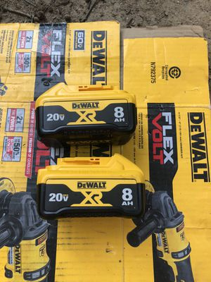Brand new 8 ah batteries for Sale in Greenville, SC