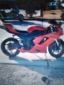 2007 Zx6r for Sale in Oklahoma City,  OK
