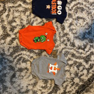 0-3 Months Astros Gear for Sale in Katy, TX