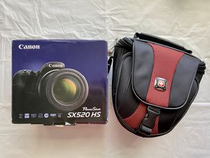 Canon PowerShot SX520 HS for Sale in Denver, CO