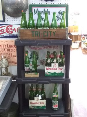 Mountain dew items sold here for Sale in Kingsport, TN