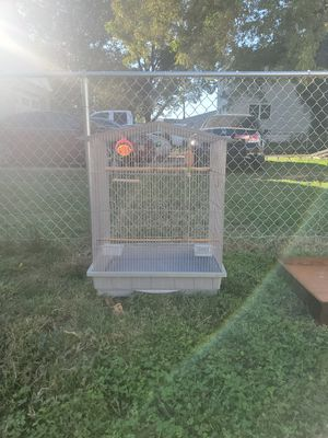 Bird Cage & Bird Tree for Sale in Brooklyn Park, MD