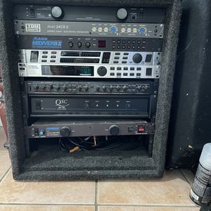 Amp Dj Equipment for Sale in Los Angeles, CA