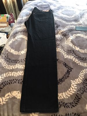 Black Levi jeans size 42x38 for Sale in Los Angeles, CA