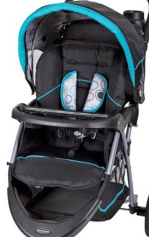 Baby trend stroller car seat stroller combo great condition $80 for Sale in Baltimore, MD